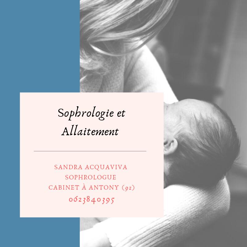 sophrologie et allaitement